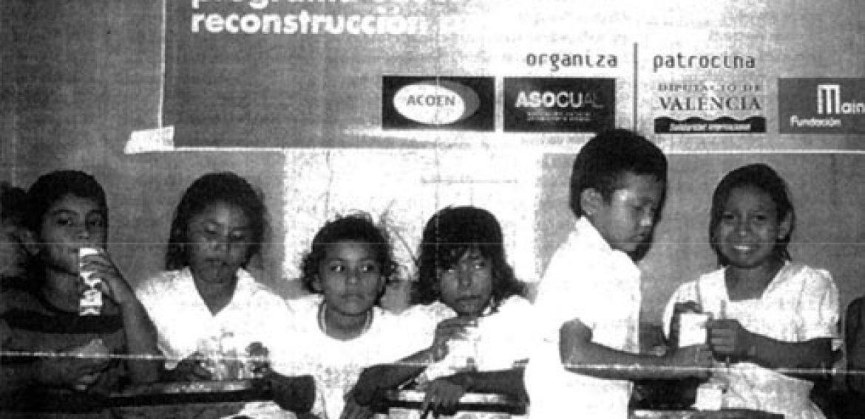 Ayuda Alicantina en Nicaragua
