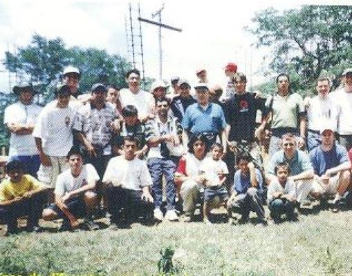 Cercanos y Solidarios… Campamento Internacional de trabajo